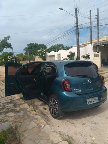 Nissan March 1.6 SL 2015 ( Apenas ) : 31.000 Mil - Foto 3