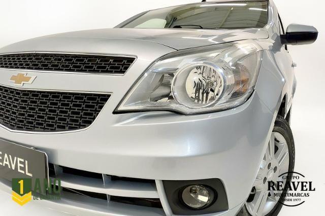 Chevrolet Agile 1.4 LTZ 8V Flex - Foto 4