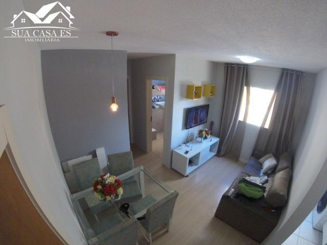 GM - Lindo Apartamento com Elevador e Lazer Club - ES - Foto 4