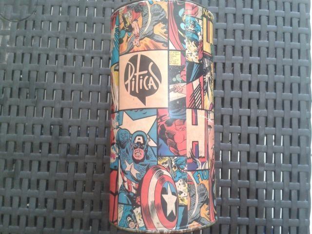 Cofre Vintage Heróis da Marvel - Muito Novo !!! P/ Colecionadores !!! - Foto 4