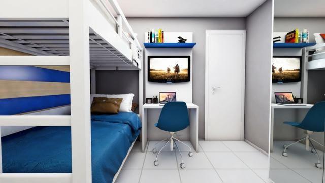 Vendo apartamento no bairro Passaré com 2 suítes e lazer completo por 167.000 - Foto 5