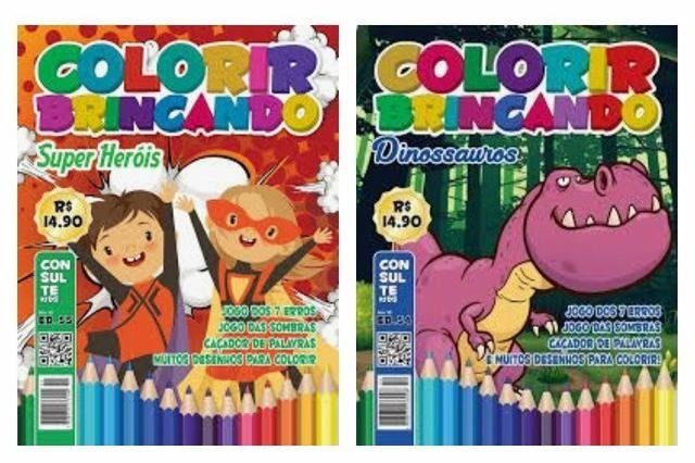 Livros para colorir varejo e atacado - Foto 5