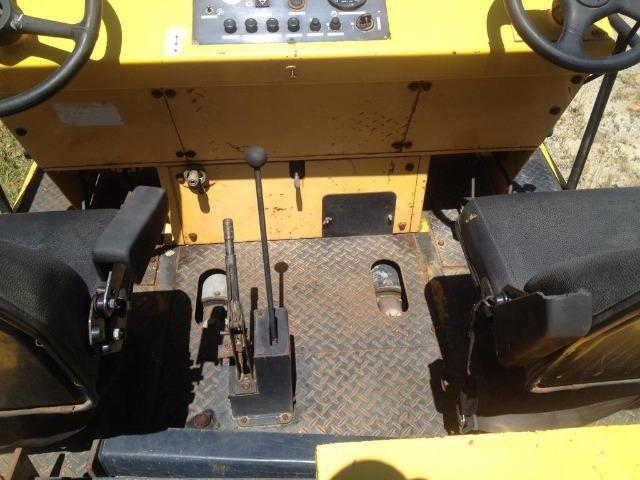 Rolo compactador pneu muller - Foto 4