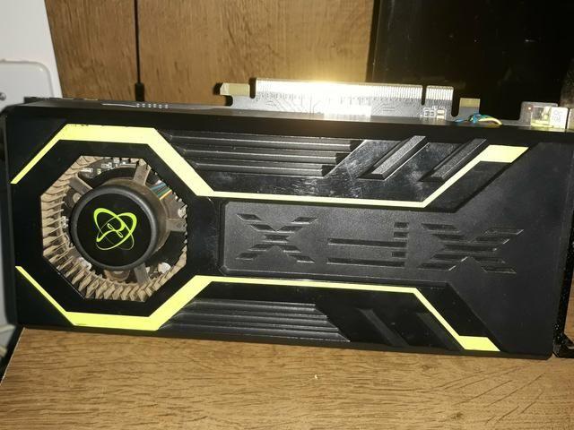 Placa de video - XFX 512mb DDR3 - Foto 4