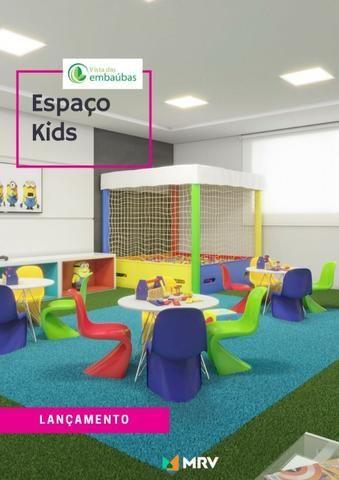 Lançamento MRV Embaubas Planalto 41m² 1Qto 1 vaga R$ 184.300,00 - Foto 7