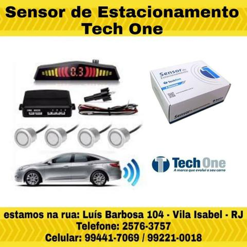 Sensor de Estacionamento tech one