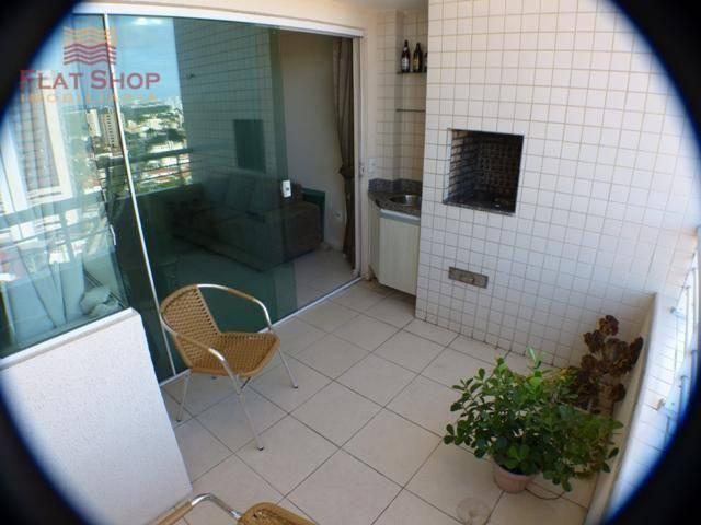 Apartamento com 3 dormitórios à venda, fortaleza/ce - Foto 13