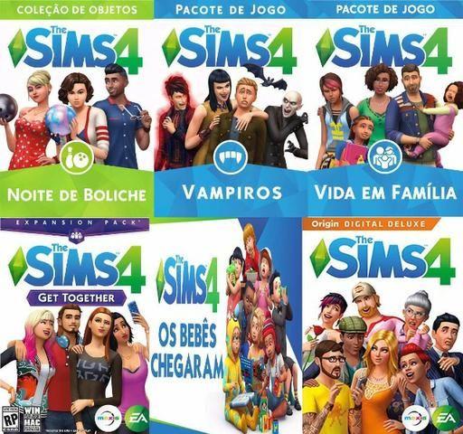 Instalação do The Sims 4 Completo (Dlc Ilhas Tropicais) - Foto 2
