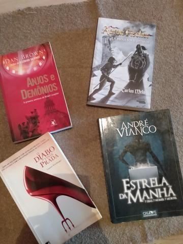 Vendo livros ou troco - Foto 3