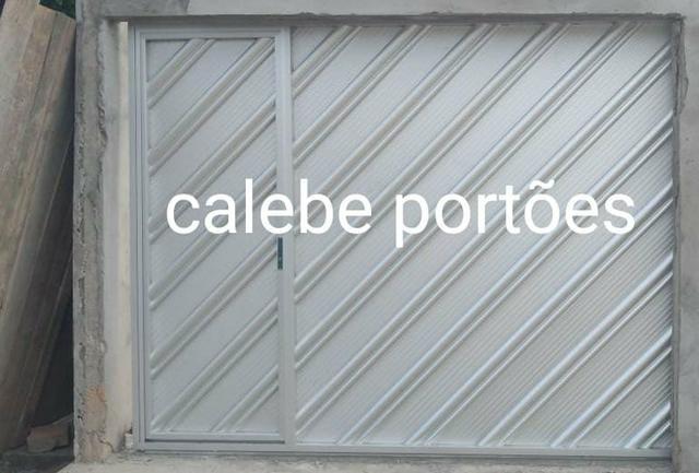 Portões de alumínio com motor - Foto 2