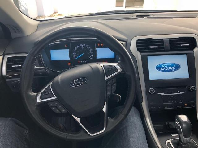 Ford Fusion 2.5 16V iVCT Flex - Foto 5