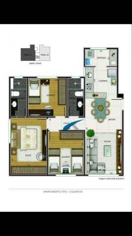 Apartamento à venda 2 quartos na barroca. - Foto 10