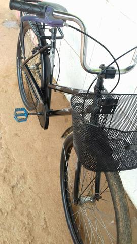 Bicicleta em perfeito estado 180 entrego. - Foto 3