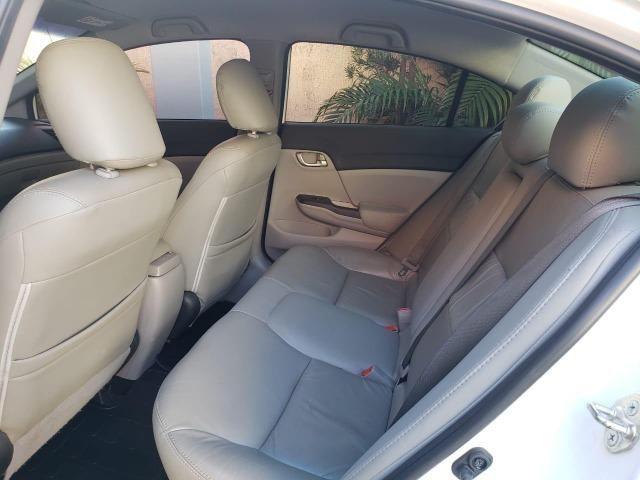 Honda Civic LXS 14/15 - Foto 2