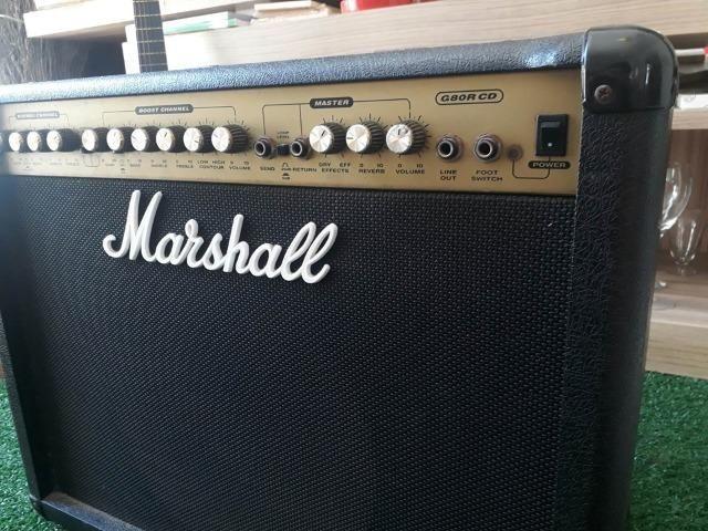 Amplificador Marshall G80R CD - Foto 4
