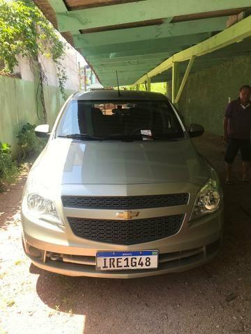 Chevrolet Agille novo único dono