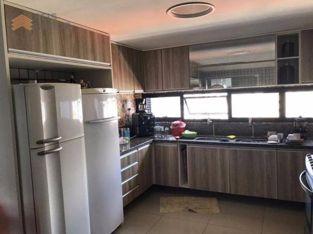 Apartamento com 3 dormitórios à venda, 235 m² por R$ 670.000 - Tirol - Natal/RN - Foto 20