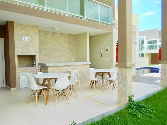 CA0780 - Casa duplex nova em condomínio fechado na Lagoa Redonda - Foto 18