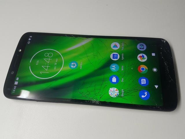 """Vendo Moto G6 Play """"Já é o menor valor"""" - Foto 3"""