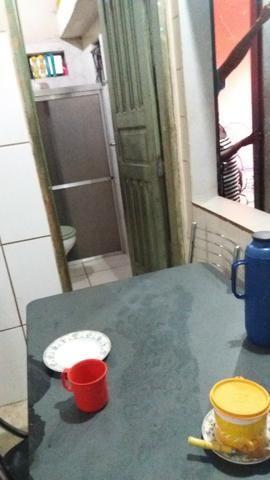 Qnp 10 2 quartos sala cozinha wc mais casa de fundo 110mil - Foto 6
