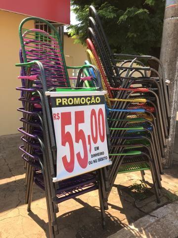 Cadeiras de fio novas - Foto 5