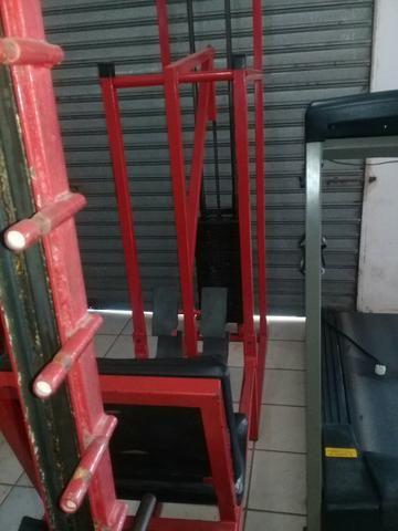 Legue Press orizintal 150 kg - Foto 2