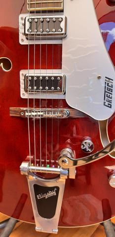 Guitarra semi acústica Gretsch - Foto 2