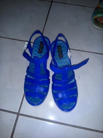 Sandalha Melisa Número 36 - Foto 2