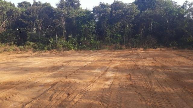 Chácaras do Pupunhal - 100% Legalizado e com Obras Iniciadas )-( - Foto 3