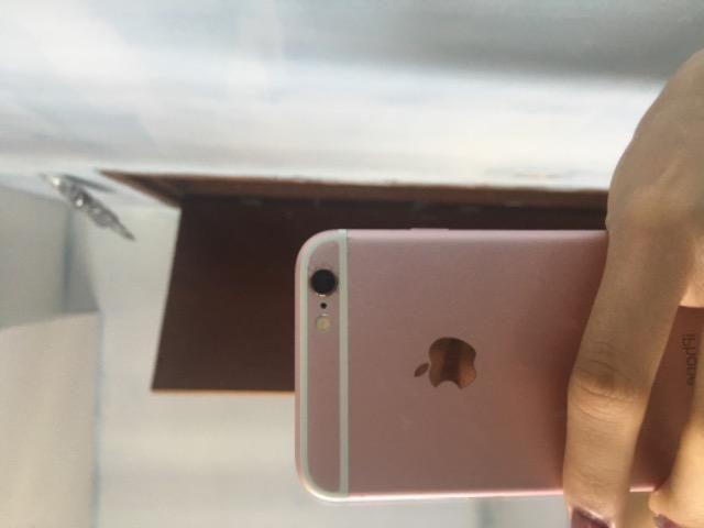 IPhone 6s 16g troco por s8 - Foto 2