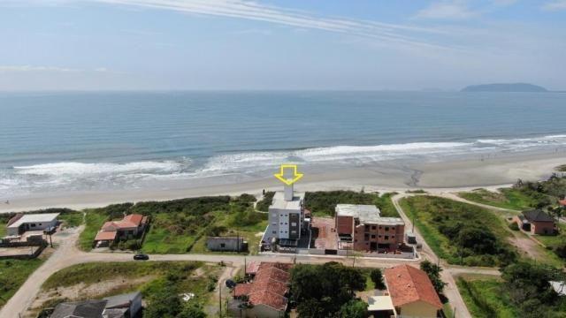 Cobertura com 3 dormitórios à venda, 125 m² por r$ 480.000 - rio gracioso - itapoá/sc - Foto 5