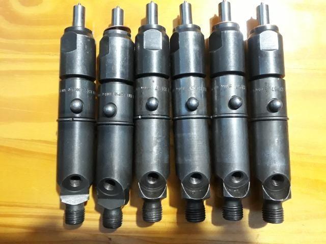 Porta Injetor Bosch *6 Kdel82p57 MB Om366 / Om 364 - Foto 2