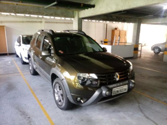 Duster tech road II 2015 automatico