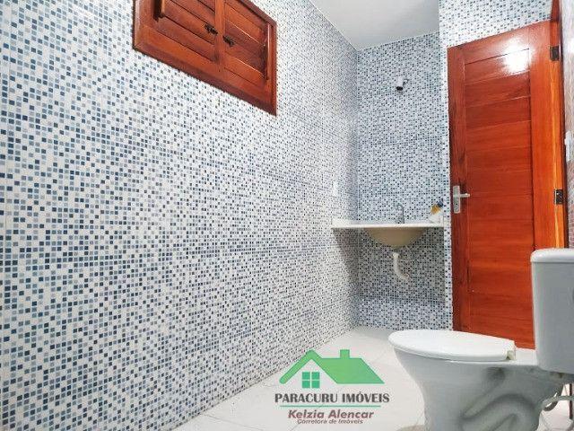 Agradável casa com piscina nas Carlotas em Paracuru - Foto 15