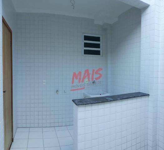 Casa com 3 dormitórios à venda, 105 m² - Ponta da Praia - Santos/SP - Foto 16