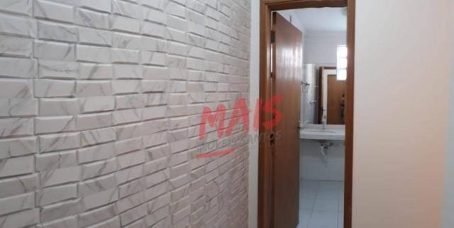 Casa com 3 dormitórios à venda, 105 m² - Ponta da Praia - Santos/SP - Foto 6