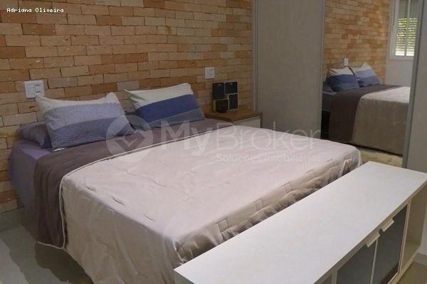 Casa em Condomínio para Venda em Goiânia, Residencial Aldeia do Vale, 3 dormitórios, 3 suí - Foto 11