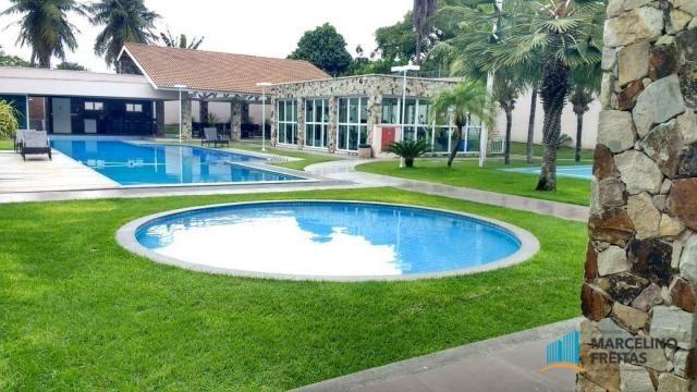 Casa com 3 dormitórios para alugar, 176 m² por R$ 2.509,00/mês - Precabura - Eusébio/CE - Foto 8