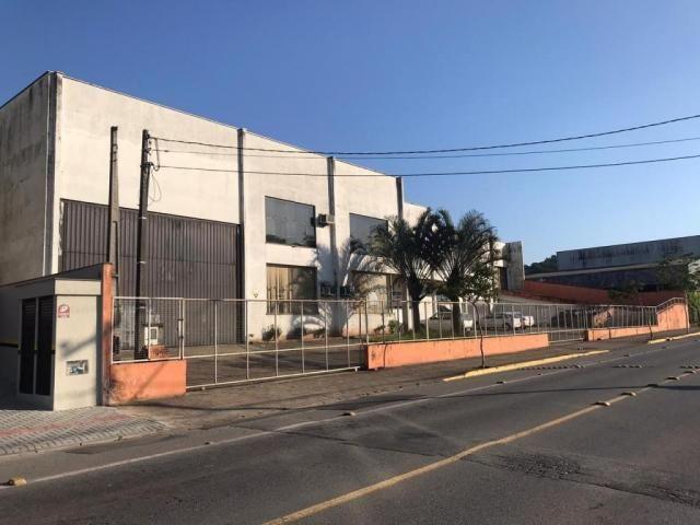 Galpão/depósito/armazém para alugar em Glória, Joinville cod:L33202 - Foto 2