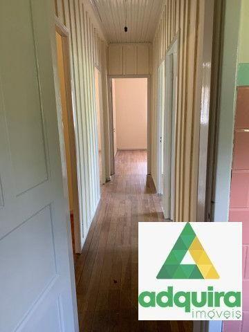 Casa com 3 quartos - Bairro Jardim Carvalho em Ponta Grossa - Foto 4