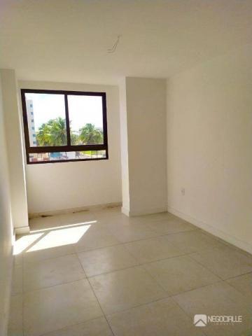 Apartamento com 2 dormitórios à venda, 63 m² por R$ 290.000,00 - Intermares - Cabedelo/PB - Foto 10