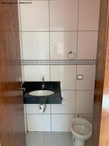 Casa em Condomínio para Venda em Várzea Grande, Santa Maria, 2 dormitórios, 1 banheiro, 1  - Foto 6
