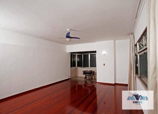 Apartamento com 3 dormitórios à venda, 130 m² por R$ 949.000 - Duas vagas de garagem - Pra - Foto 3