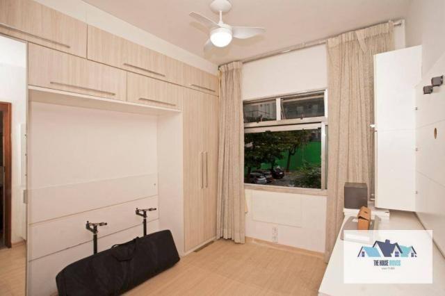 Apartamento com 3 dormitórios à venda, 130 m² por R$ 949.000 - Duas vagas de garagem - Pra - Foto 12