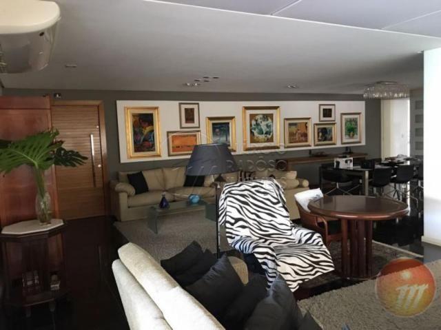 Apartamento à venda com 4 dormitórios em Ponta verde, Maceio cod:V453 - Foto 3