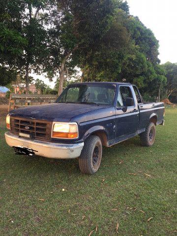 F1000 4x2 XL 2.5 HSD diesel Turbo - Foto 2