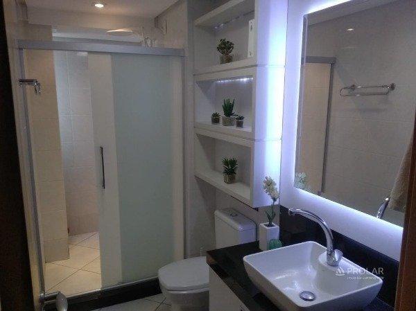 Apartamento à venda com 3 dormitórios em Exposicao, Caxias do sul cod:11998 - Foto 18
