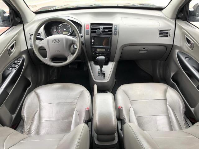 Hyundai Tucson GLS Top 2.0 automático *Aceito troca * - Foto 8