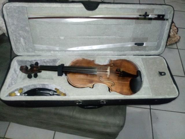 Violino Nuhreson 4/4 - Foto 3
