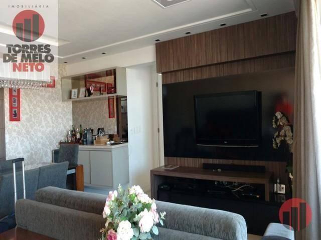 Apartamento à venda, 130 m² por R$ 1.050.000,00 - Fátima - Fortaleza/CE - Foto 5